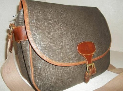 vitnage mulberry scotchgrain messenger sling bag manila philippines