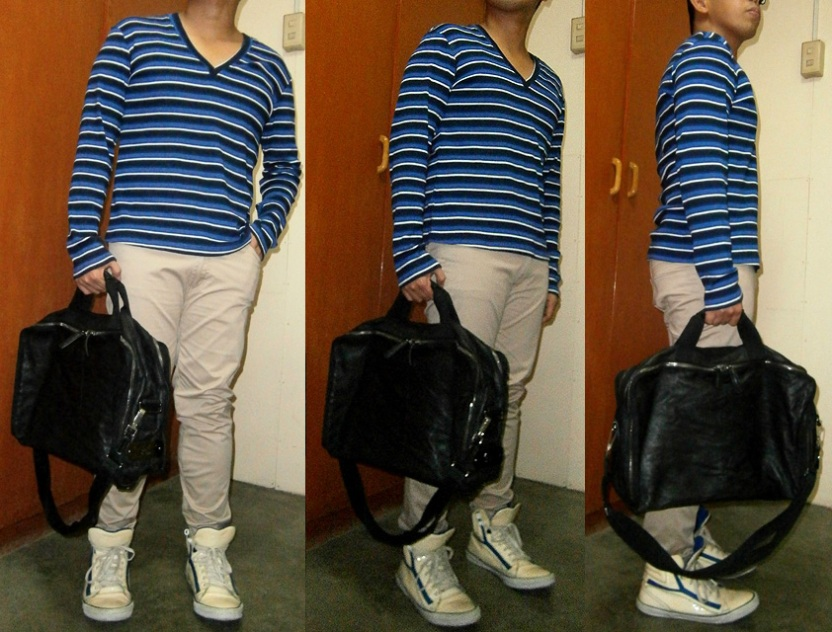 givenchy duffel luggage bag yves saint laurent white y patent sneakers - Givenchy Bag Philippines