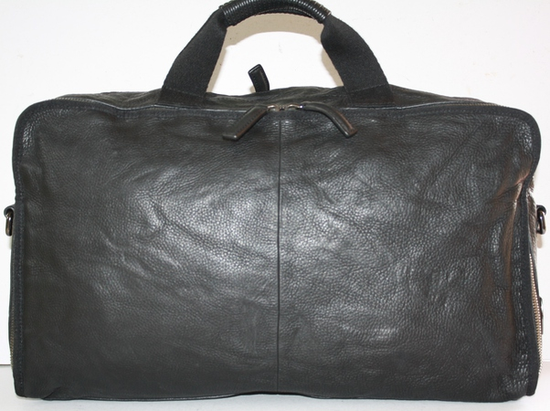 Givenchy Black Luggage Duffle Bag
