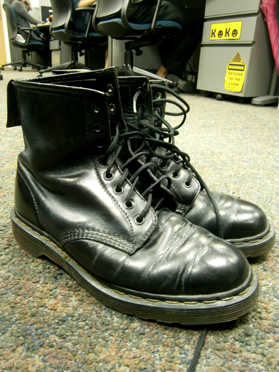 Vintage Doc Martens 8-hole boots philippines