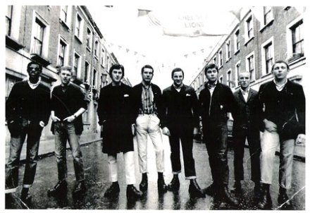 British skinheads from the 1960s