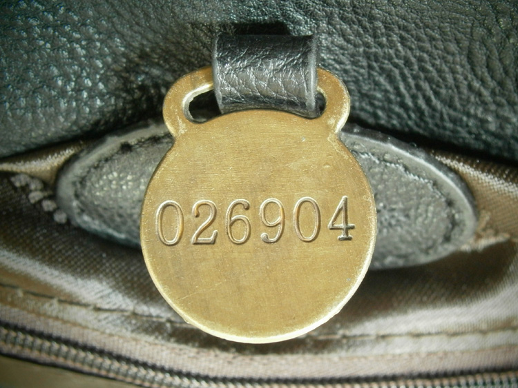 The most faked serial number of Mulberry Bags