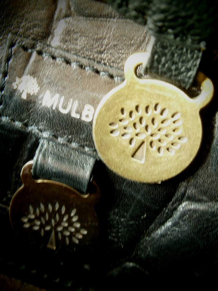 Authentic Mulberry disc versus Fake Mulberry Disc - Manila, Philippines