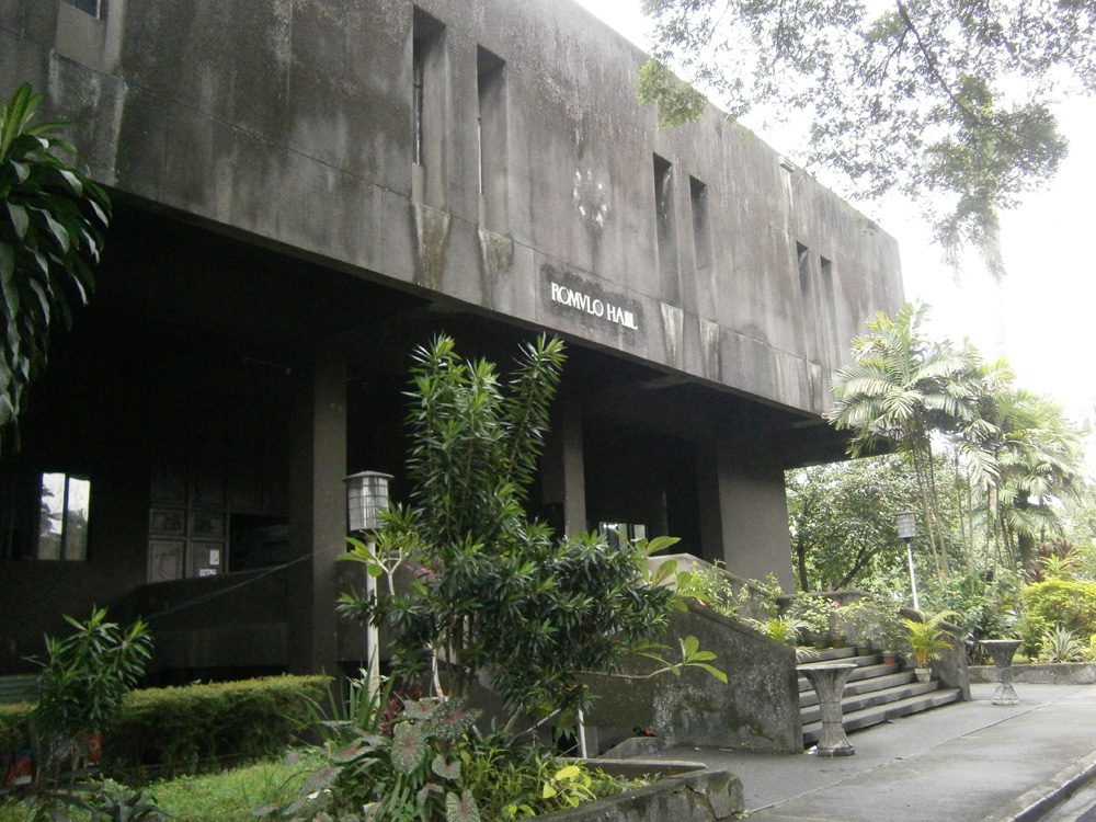 Romulo Hall, Asian Center - UP Diliman