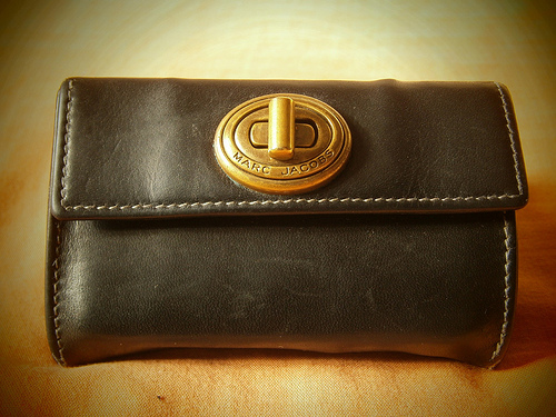 I lost my Marc Jacobs coin purse! - BRYOLOGUE