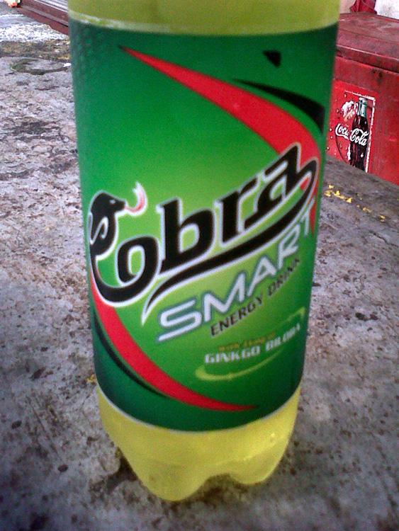 Cobra Smart - GINKGO BILOBA!!!