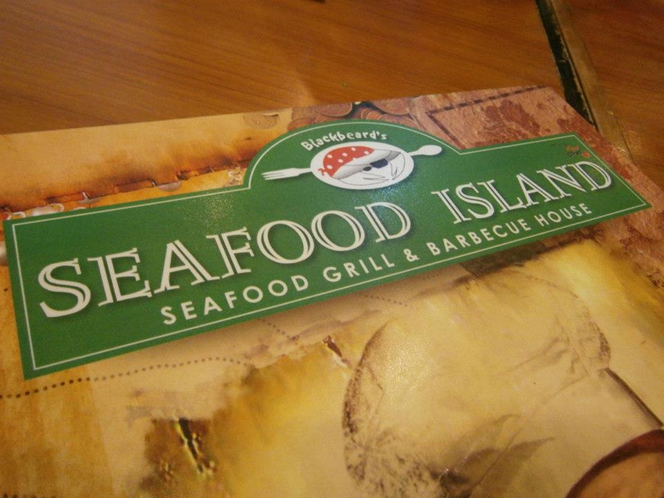 Seafood Island, Eastwood City, Quezon City, Philippines