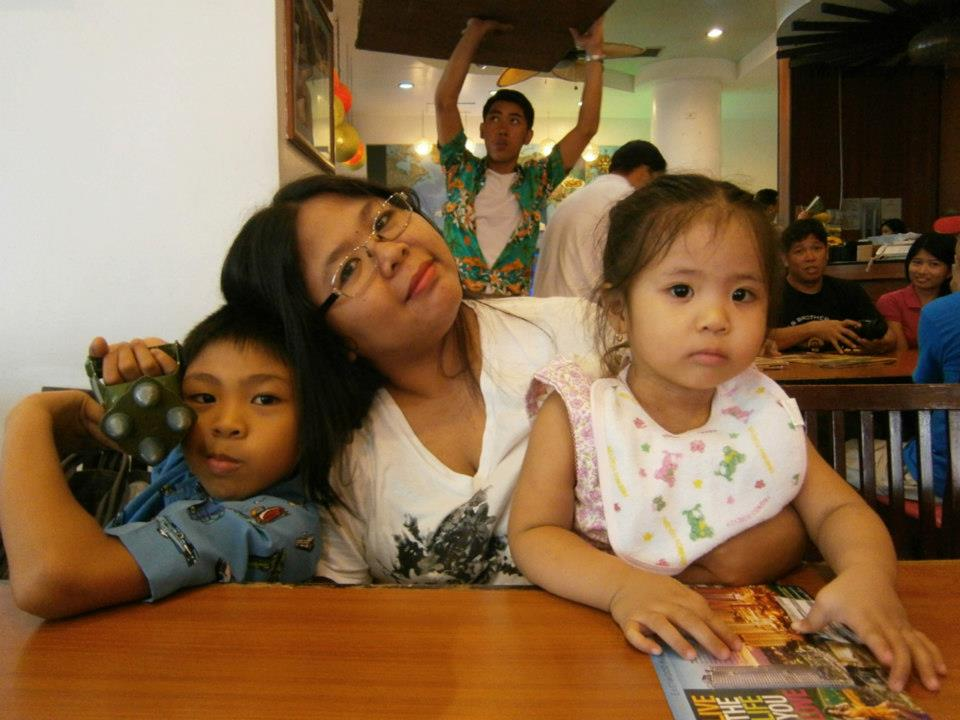 Nephew, Sister and Niece