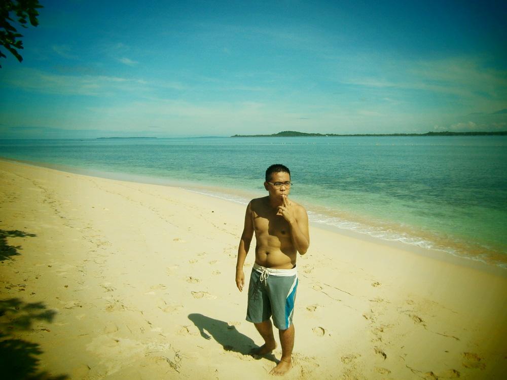 Feeling swept away in the island - Potipot Island, Zambales