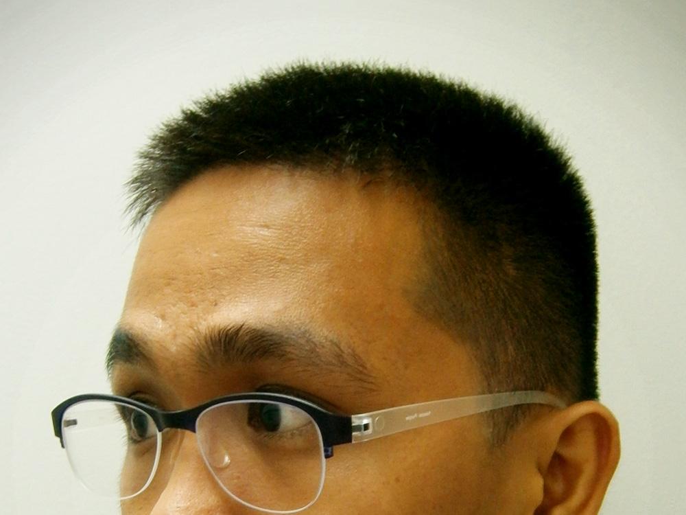 Et voila! - Plastic Eyeglasses Frame