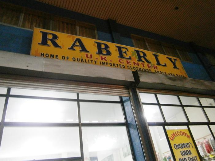Raberly Ukay Center - SM North Avenue Station