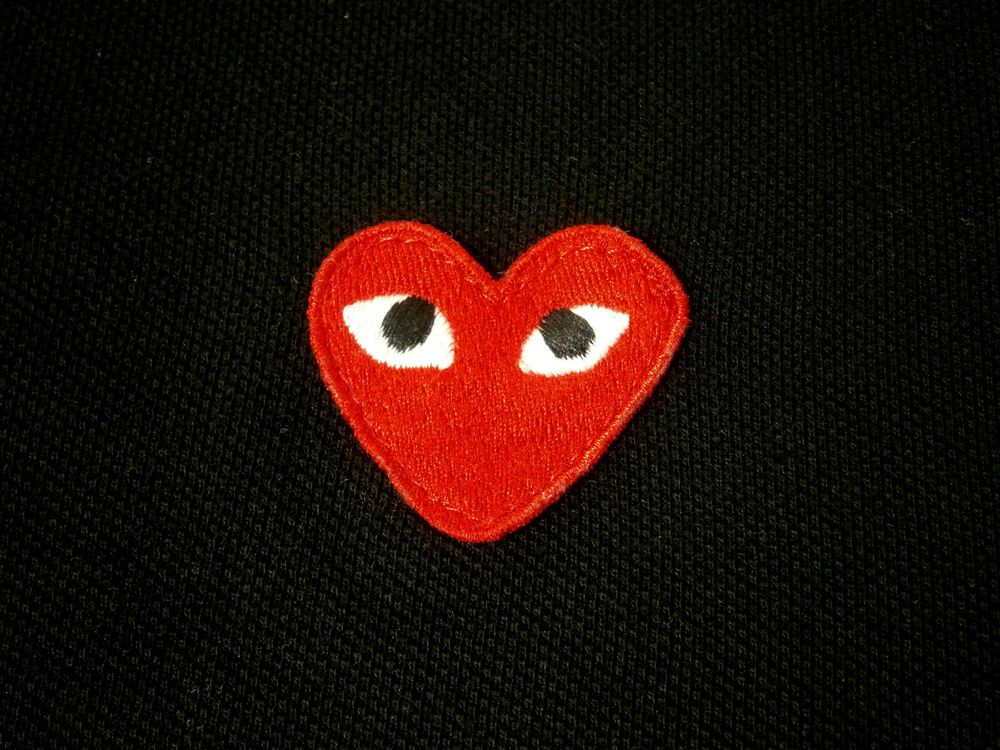 Red Heart - Play by Comme des Garçons --- Manila, Philippines