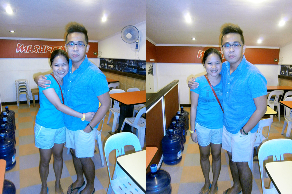 An unexpected meeting with one of my closest high school friends, Chelli