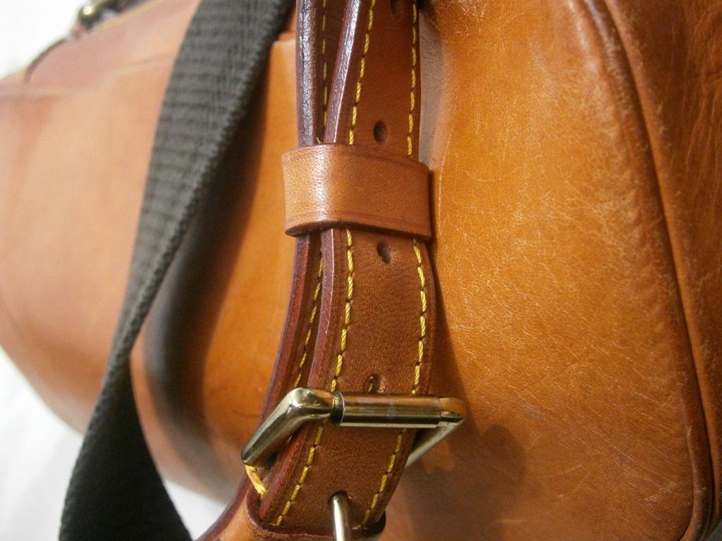 Louis Vuitton Monogram Montsouris GM backpack - leather straps and vachetta bottom - Manila, Philippines