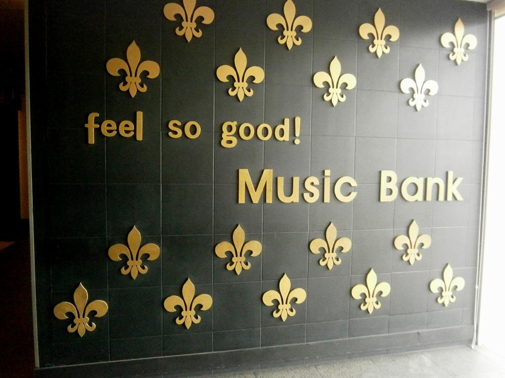 MUSIC BANK in Diosdado Macapagal Avenue