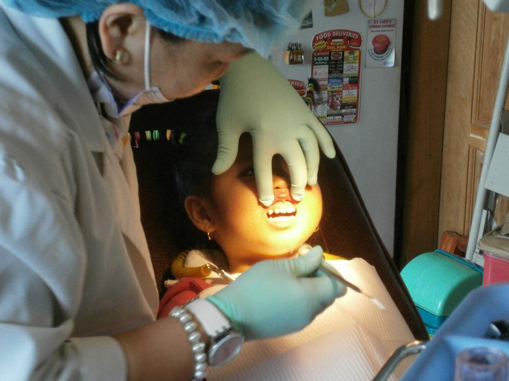 Big AAAAAAAHHHHHHHHHHH - First dental appointment