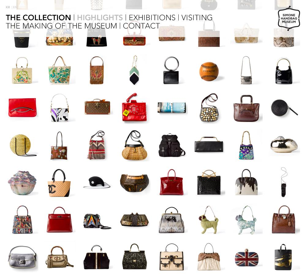 Simone Handbag Museum - The Collection , Seoul, South Korea