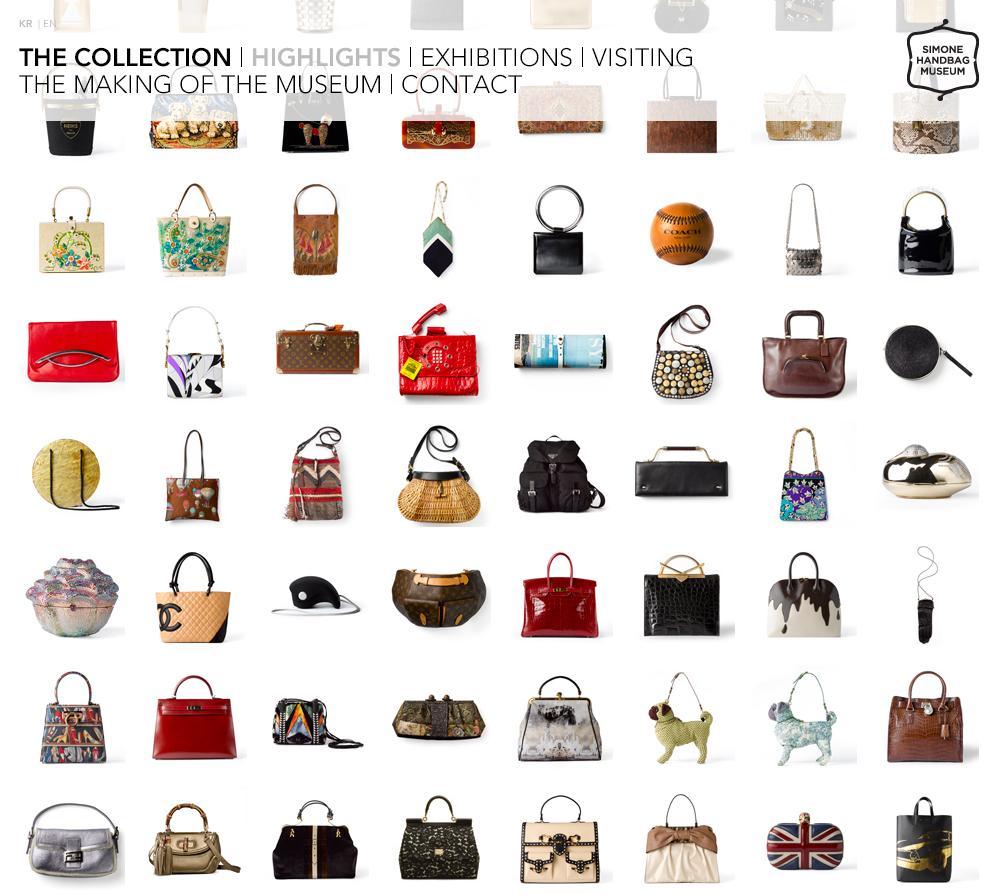 Simone Handbag Museum - The Collection , Seoul, South Korea