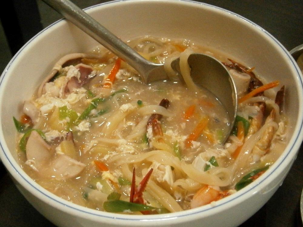 Sol Restaurant -  Seafood Noodles