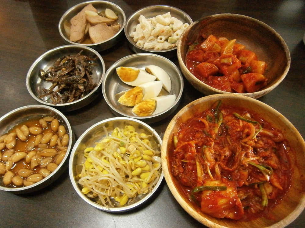 Sol Restaurant -  Side Dishes