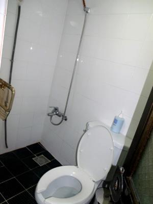 Twin Room Guesthouse in Korea - bathroom, Jongno, Seoul, South Korea