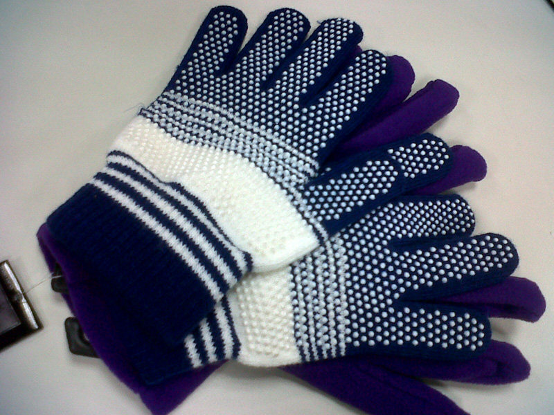 Winter gloves from Saizen - Philippines