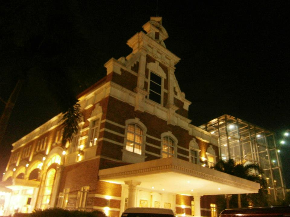 Enderun at night - McKinley Hill