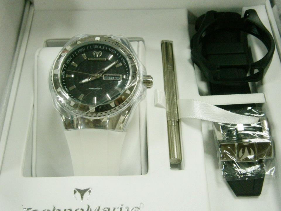 The watch - TechnoMarine Cruise Original 110042