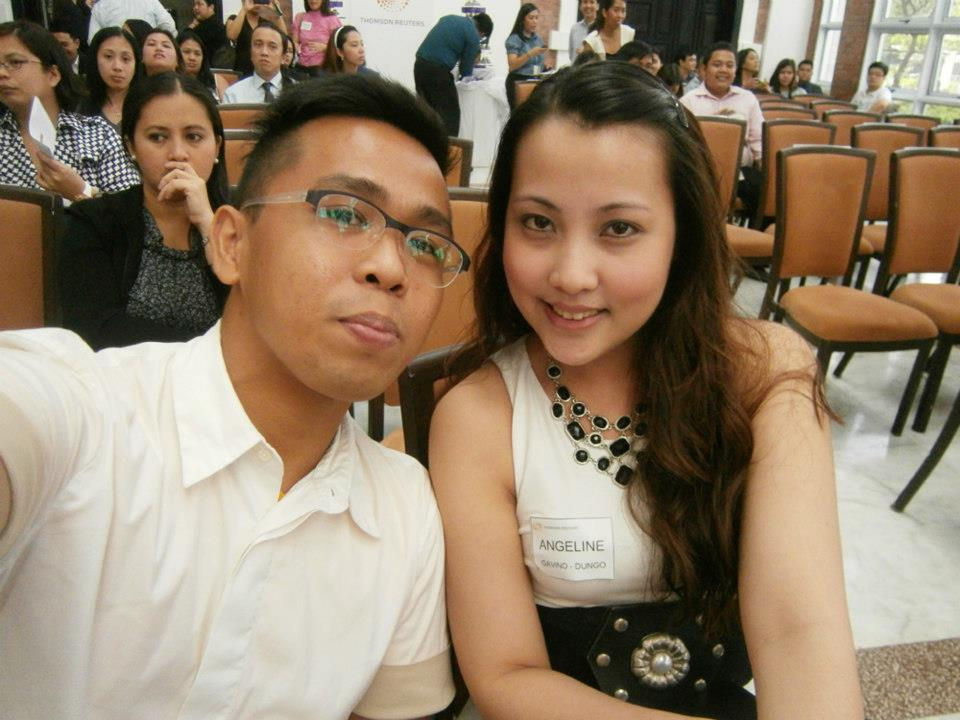 With Angel