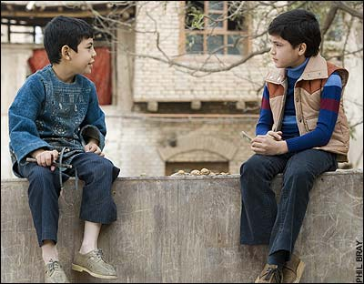 Amir and Hassan - The Kite Runner