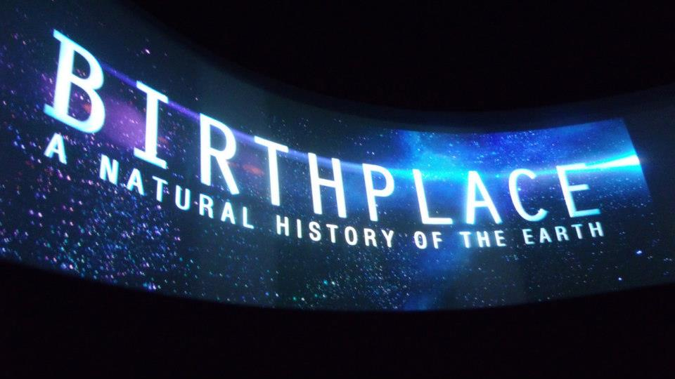 Birthplace - A Natural History of the Earth - The Mind Museum at Taguig