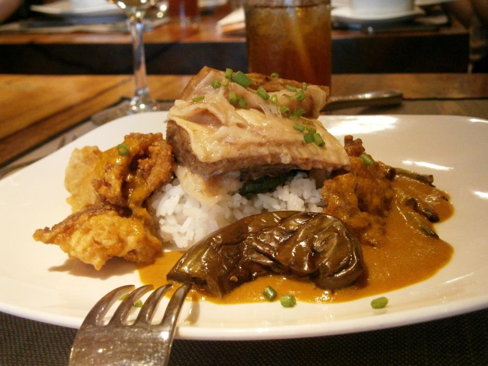 Kare-Kare - Chef Laudico's Bistro Filipino