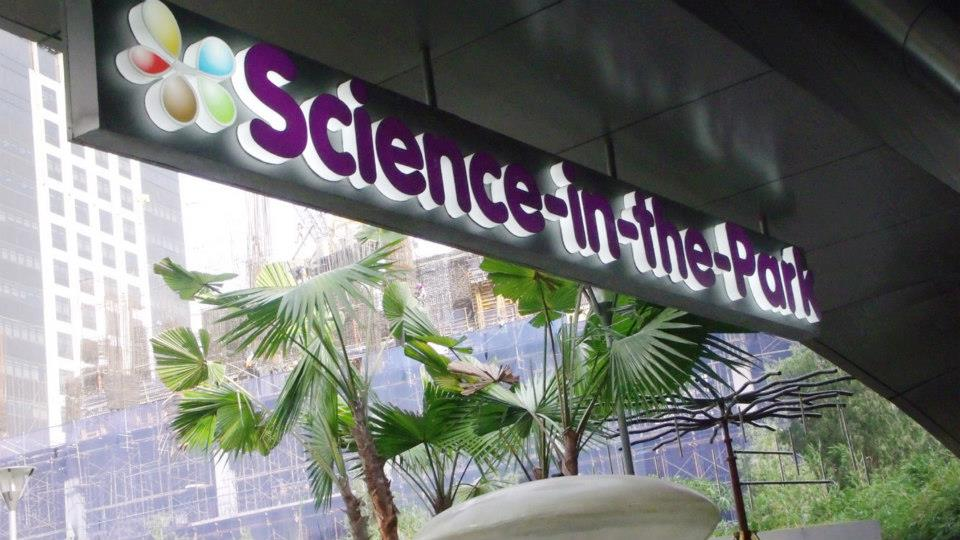 Science in the Park  - The Mind Museum at Taguig
