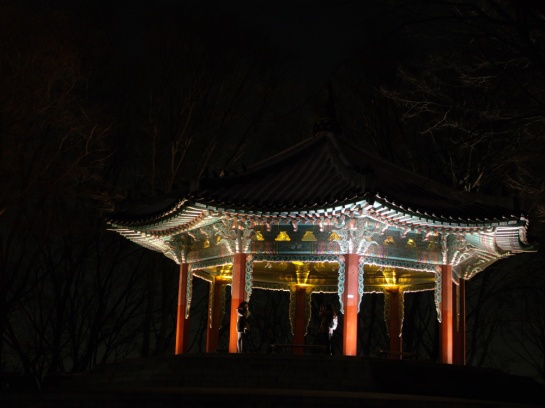 The Pavilion in N Seoul Tower, Decemebr 2012