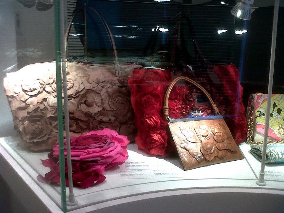 Floral explosion from Valentino Garavani - Simone Handbag Museum, Gangnam-gu, Seoul, South Korea