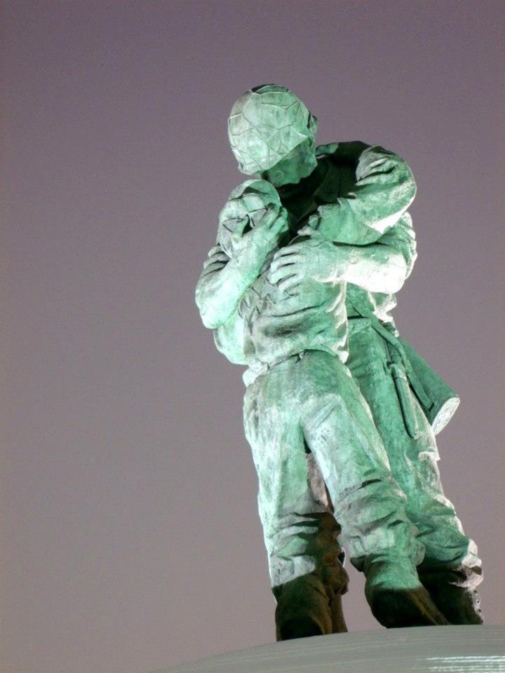 Statue of Brothers - War Memorial of Korea