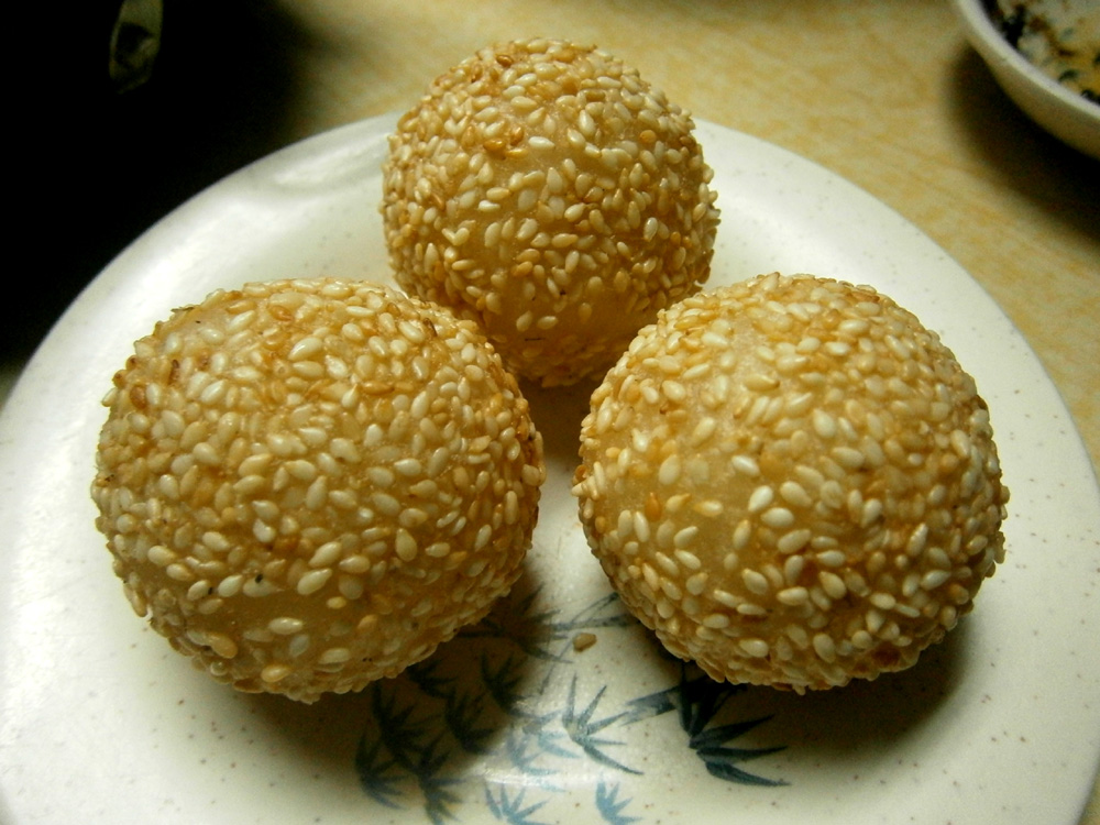 A bunch of buchi  - Waiying, Binondo, Chinese New Year 2013