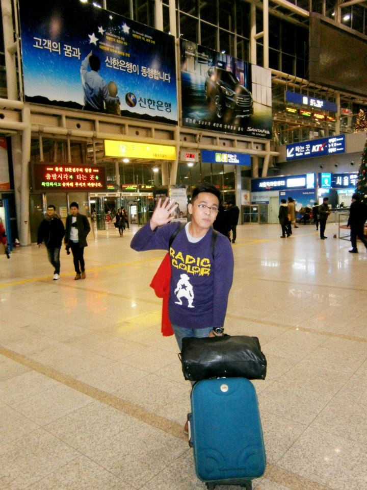 Bye bye Seoul Station - Seoul, South Korea