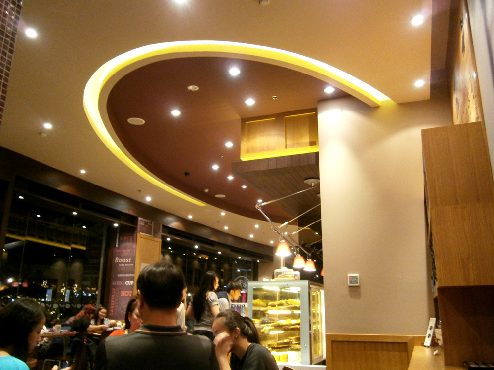 Coffee Bean and Tea Leaf in Greenbelt 3
