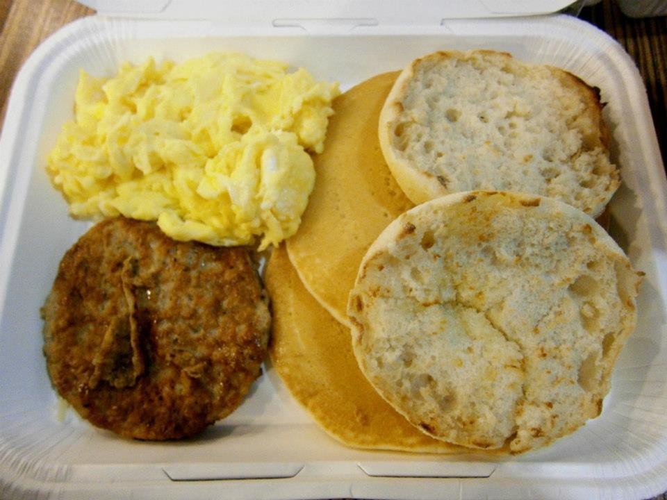 Day 4 - Breakfast Deluxe - McDonald's Incheon International Airport
