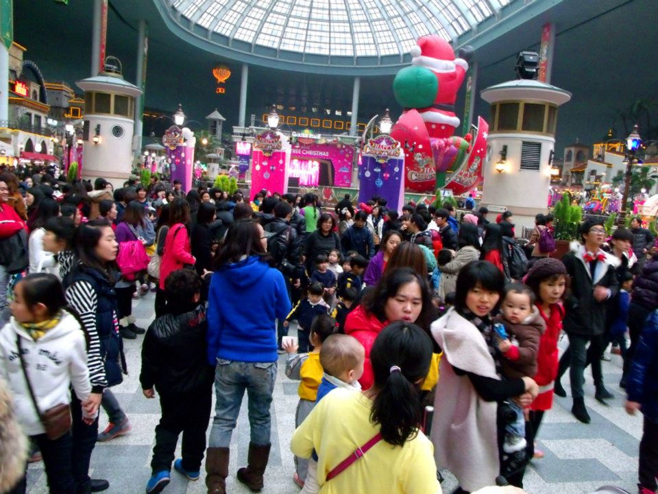 Jampacked Lotte World