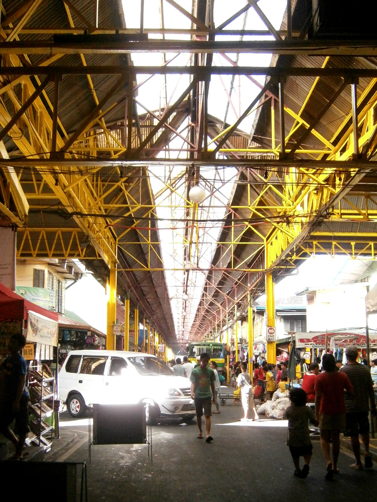 An afternoon in Marikina City Public Market
