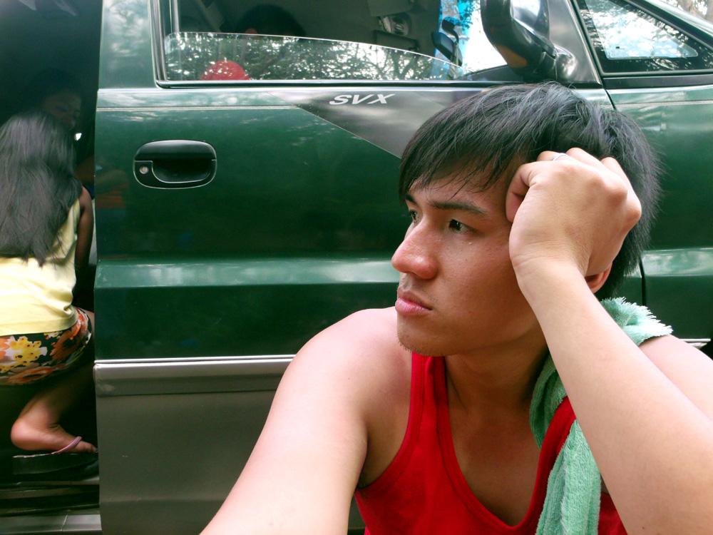 Frustrated - Bangui, Ilocos Norte