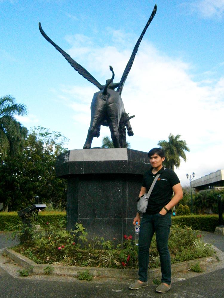 Mon with the Pegaraw - UP Los Baños