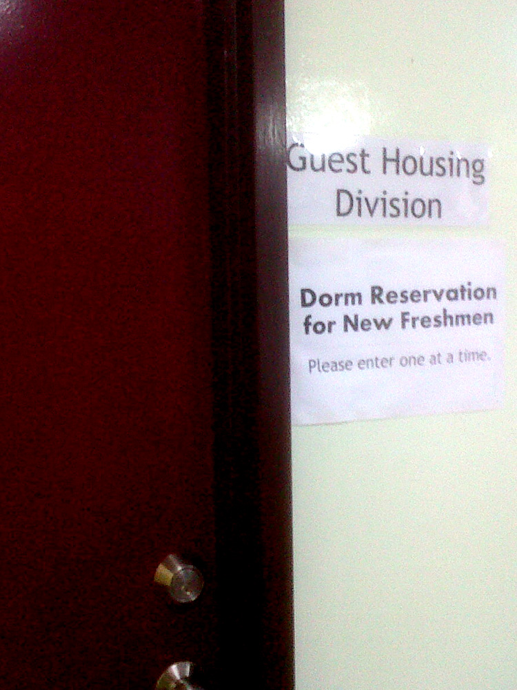 University Housing Services in UPLB