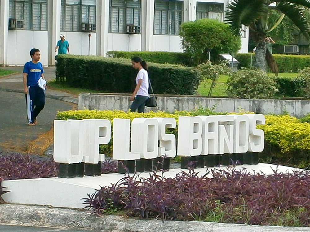 Welcome to UPLB!