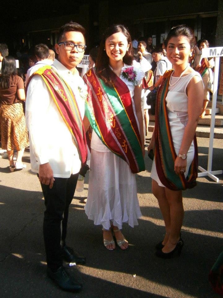 Fresh-faced graduates - CSSP@30 Recognition Rites