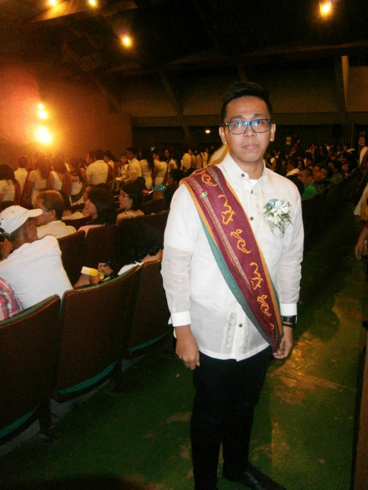 I needed to have a solo picture LOL - CSSP@30 Recognition Rites