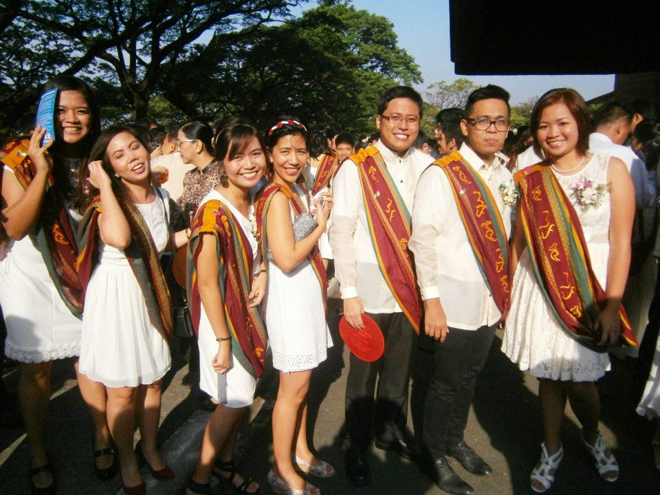 I was very happy to graduate with these guys - CSSP@30 Recognition Rites
