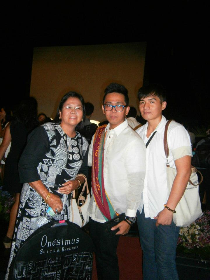 Mama, Mon and I -  CSSP@30 Recognition Rites